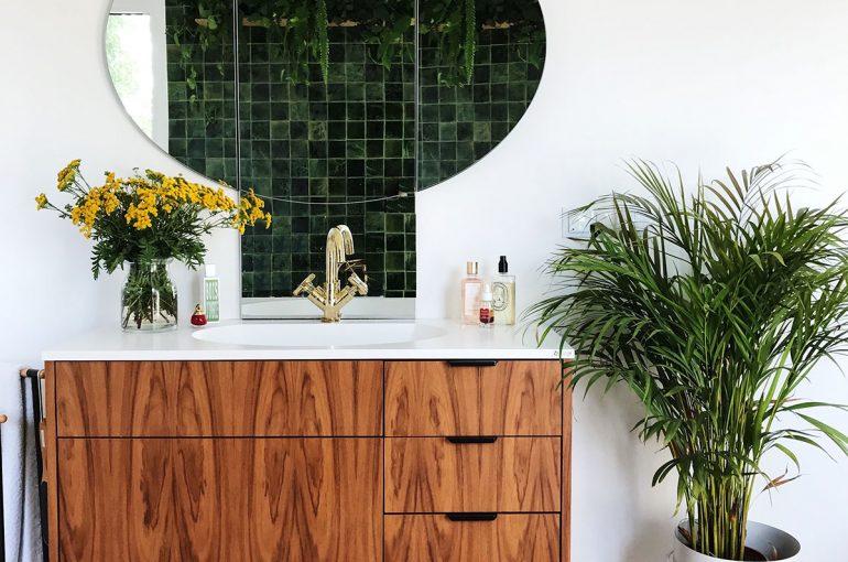 Luxury in bathroom – customized wash basins