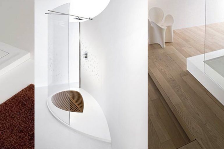 Shower tray or bathtub? – Bathroom trends 2019