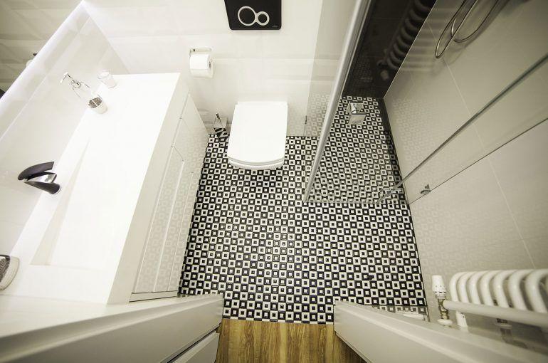 Small bathroom – wash basins to size