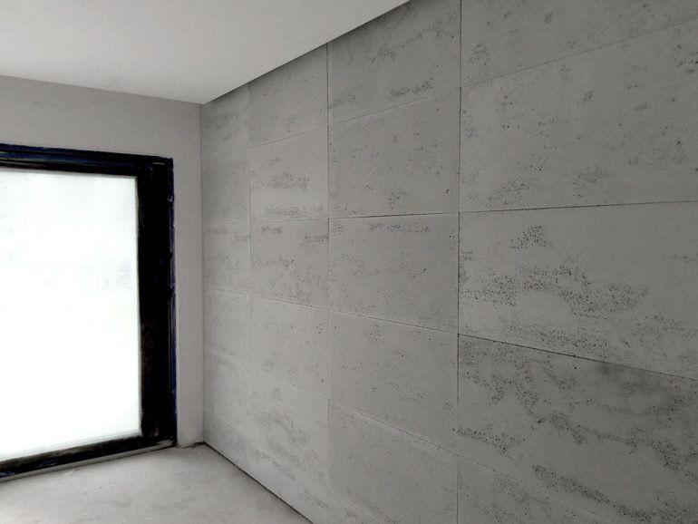 Healthy architectural concrete Creative-Concrete™