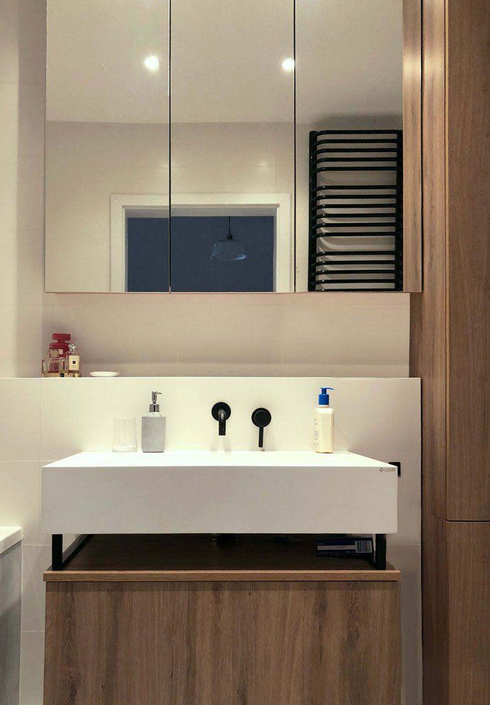 Design your washbasins