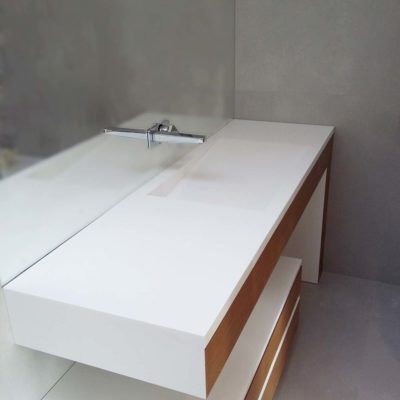 washbasin-with-linear-drain-and-cabinets