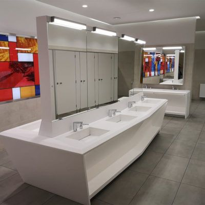 multi-stand-sinks-for-public-space
